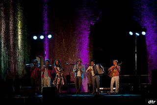 Global Kryner Austrian folk group