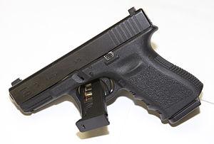 Glock Ges.m.b.H. - Image: Glock 19 (9mm), Generation 3