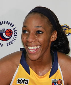 Image illustrative de l'article Glory Johnson
