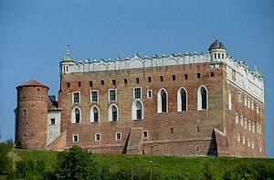 Gollub War - Golub Castle