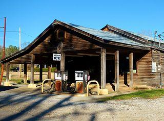 Gordonville, Alabama Town in Alabama, United States