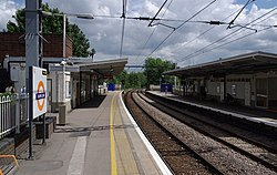 Gospel Oak railway station MMB 17.jpg