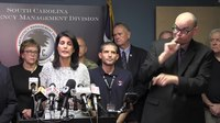 File:Gov. Nikki Haley orders Evacuation in Jasper and Colleton Counties.webm