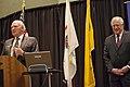 Gov. Pat Quinn Speaks at Veterans 2 Entrepreneurs Event at College of DuPage 10 (11456225425) (2).jpg