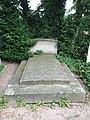 Grabstein Joseph Christian Lillie Friedhof St. Jürgen 1827.jpg