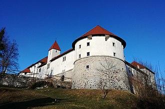 Turjak Castle - Turjak Castle (Auersperg Castle)