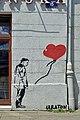Graffiti, 15 Podgórska street, Kazimierz, Krakow, Poland.jpg