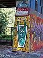 Graffiti op de Amsterdamse brug, brug 54P pic7.JPG