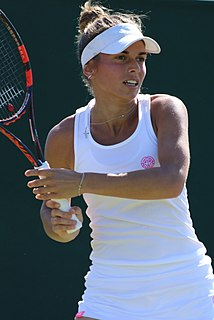 Valentini Grammatikopoulou Greek tennis player