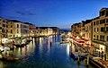 Grand Canal at night - Venice, Italy - panoramio.jpg