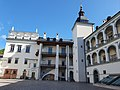 Grand Courtyard of the Royal Palace of Lithuania 2.jpg
