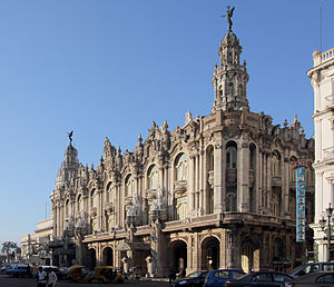 Grand Theater of Havana 01