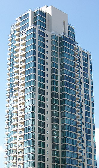 The Grande at Santa Fe Place - Image: Grande North Santa Fe San Diego Apr 09