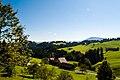 Grandiose Aussicht an der Bushaltestelle in Schwellbrunn (Schweiz).jpg