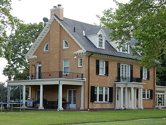 Wyomissing, Pennsylvania - Taylor Swift's childhood home (June 2015).