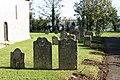 Grave Stones - St. Nicholas, West Thorney - geograph.org.uk - 604078.jpg