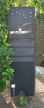 Grave of swedish professor Carl Charlier.jpg