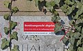 Grave with expired right to use on the cemetery Liesing in Vienna, Austria-detail PNr°0546.jpg