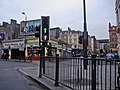 Gray's Inn Road approaching King's Cross station - geograph.org.uk - 1100603.jpg