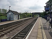 Great Bedwyn - Railway Station - geograph.org.uk - 1469545.jpg