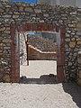 Greek nunnery gate in Veszprém, 2016 Hungary.jpg
