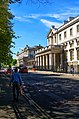 Greenwich - Romney Road - View WSW on Greenwich Hospital (modelled on Les Invalides, Paris).jpg