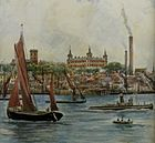 Greenwich Heritage Centre, Woolwich - RA & RMA exhibition 26 (cropped)