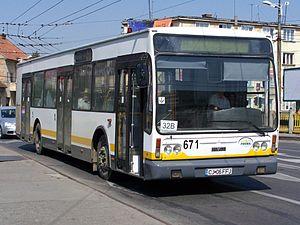 Grivița (vehicle manufacturer) - Image: Grivbus