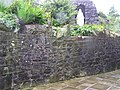 Grotto Wall, Sacred Heart Church - geograph.org.uk - 1000357.jpg