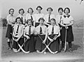 Group portrait of a Women's Hockey team (AM 85972-1).jpg