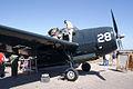 Grumman TBF-1C Avenger FT-28 Taylor RSideNose TICO 13March2010 (14596073201).jpg
