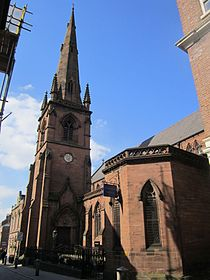Guildhall, Watergate Street, Chester (1).JPG