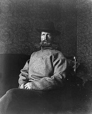 Gunnar Isachsen - Isachsen after the Fram expedition