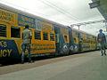Guntur-KCG Passenger at Kachiguda railway station 02.jpg