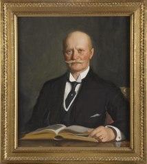Gustaf Bernhard Österman, 1870-1938