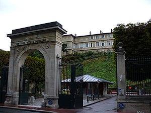 Charenton (asylum) - Image: Hôpital Esquirol