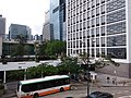 HK 中環 Central 天星碼頭多層停車場 Star Ferry Piers Carpark building roof view October 2018 SSG 21.jpg