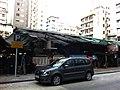 HK Jordan 吳松街臨時熟食小販市場 Woosung Street Temporary Cooked Food Hawker Bazaar morning am Jan-2014.JPG