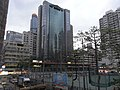 HK Mongkok 旺角 evening 麥花臣球場 Macpherson Playground 金雞廣場 Golden Era Plaza May-2011.JPG