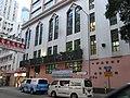 HK Mongkok Sai Yeung Choi Street South CCC Christian Centre church carpark Sept-2012.JPG