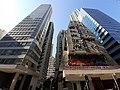 HK SW 上環 Sheung Wan 皇后大道西 Queen's Road West building facades Largos Residence April 2020 SS2 03.jpg