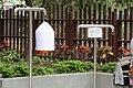 HK YL 元朗 Yuen Long 大陂頭休憩花園 Tai Pei Tau Rest Garden bird's home white clothes Feb 2017.jpg