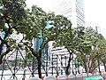 HK train view 灣仔 Wan Chai 莊士敦道 Johnston Road July 2019 SSG 13.jpg