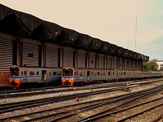 Greater Bangkok commuter rail