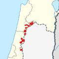 HaMeshulash locator map.png