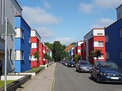 Haesler-Siedlung Celle@Italienischer Garten.JPG