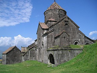 Lori Province - Surp Nshan church at the Haghpat Monastery, 10th century