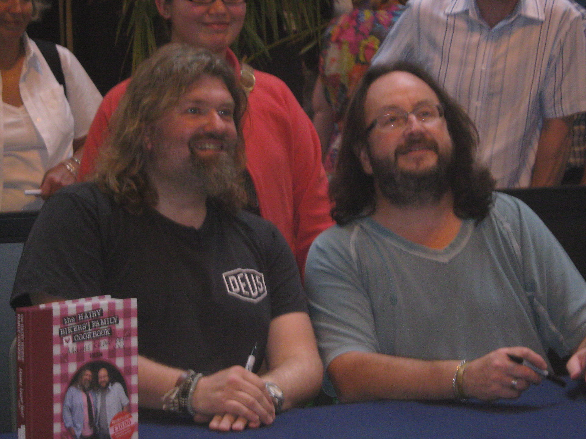 hairy bikers reserve review
