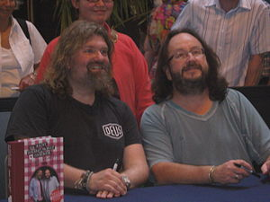 Hairy Bikers - Image: Hairy Bikers Book Signing