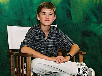 Haley Joel Osment has received praise for portraying Sora in the English version of the series Haley Joel Osment in 2001.jpg